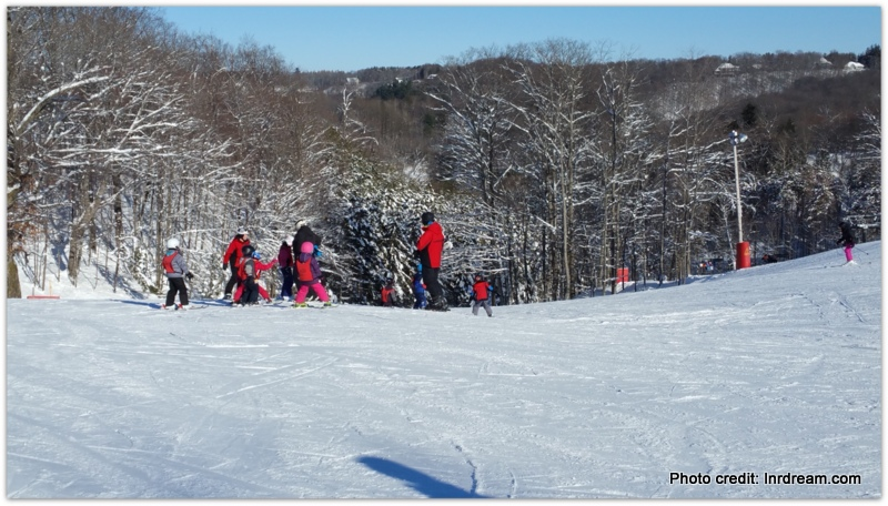 Learning to ski later in life, Horseshoe Resort Private Ski Lessons
