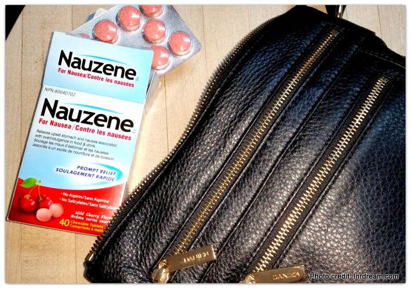 Overindulging? Feel Relief In Minutes With Nauzene