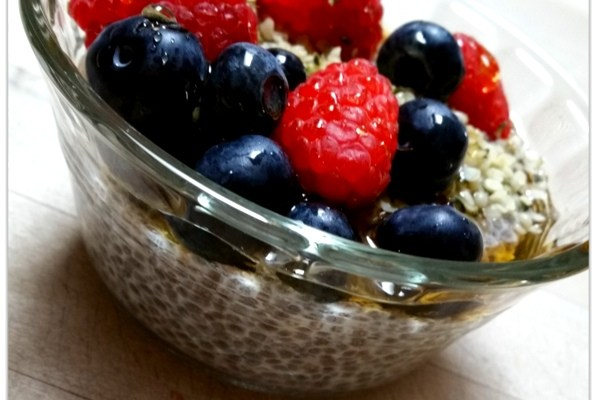 Spring's Sprung: Basic Chia Pudding Recipe