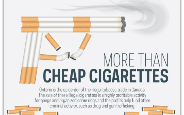 They Are More Than Cheap Cigarettes #StopIllegalTobacco