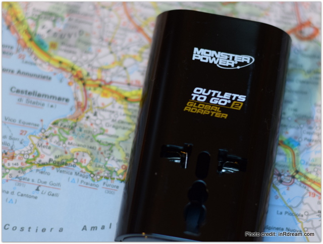 Monster Canada, Monster Products Canada, International Converter, Monster Converter, Monster mobile charger, Bring Monster Canada to Italy, Packing for Italy, Keeping connected Internationally,