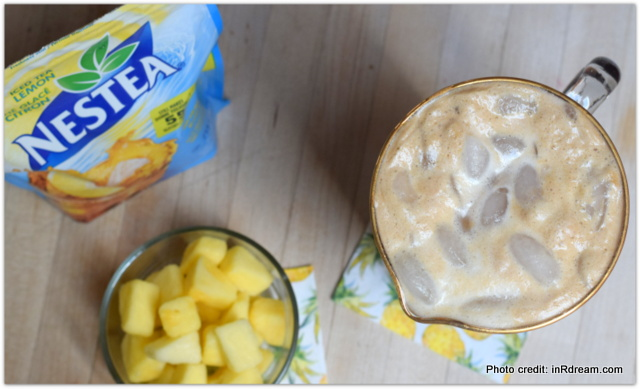 Pineapple Lemon Iced Tea Recipe, Sparkling Pineapple Nestea Lemon Iced tea recipe, Sparkling Pineapple Nestea Lemon Iced tea , Nestea Lemon Iced tea, Stir Things Up, Nestle Recipe, Sparkling Ice Tea recipe, Ice tea with a twist