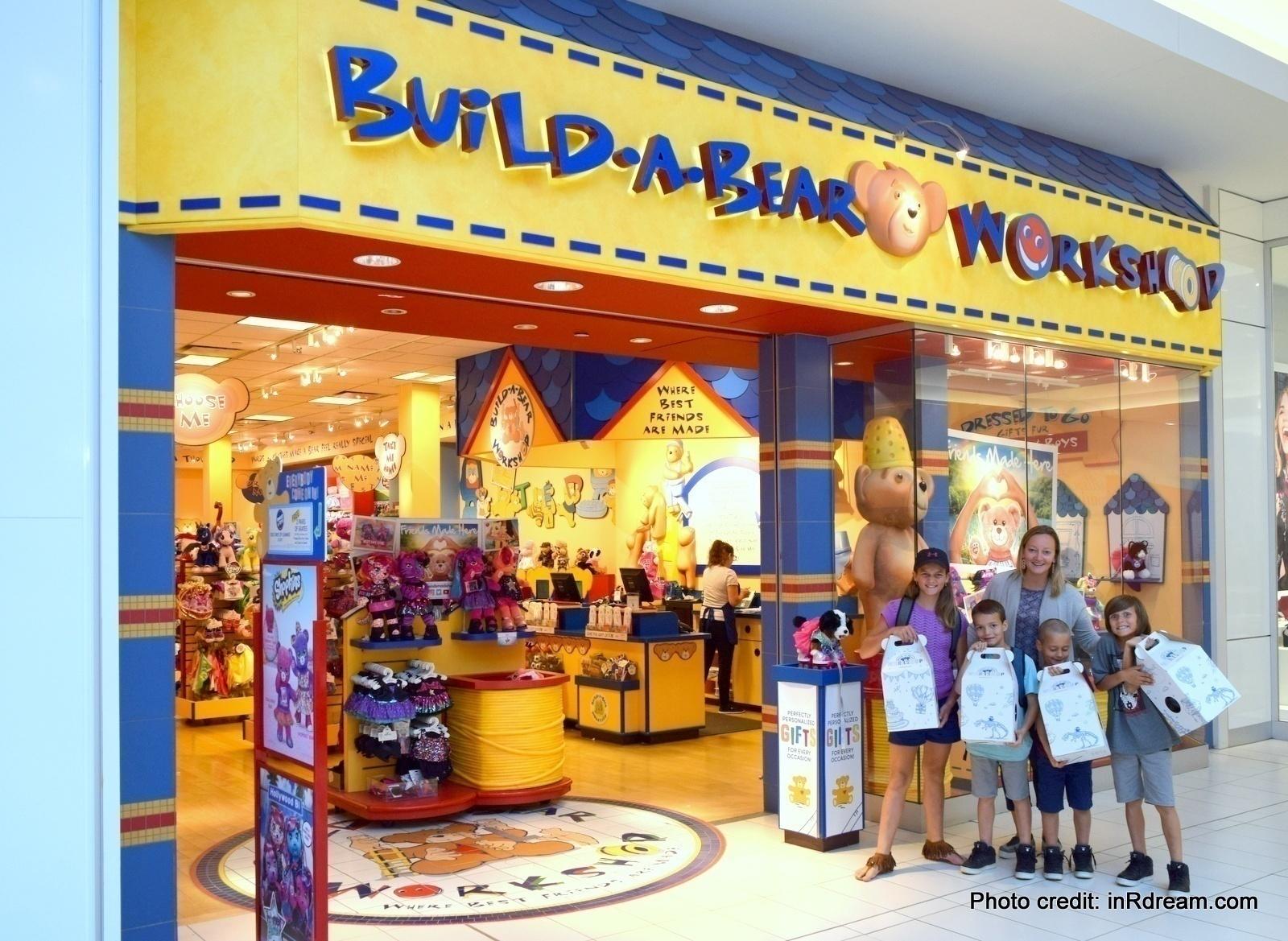 The Build-A-Bear Experience