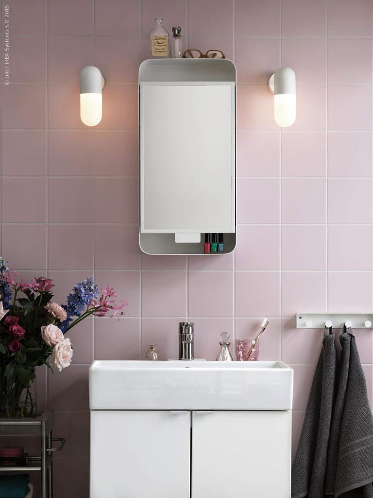 Inredningshjlpen  Badrumsinspiration frn IKEA