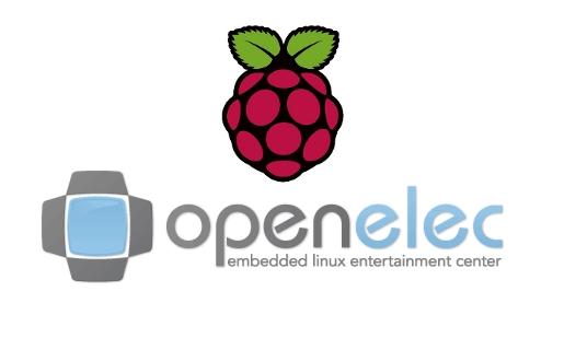 openelec et raspberry