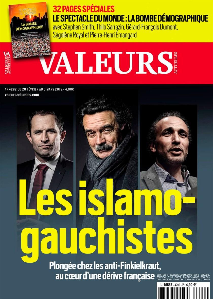 Islamo-gauchisme, islamo-droitisme - INRER