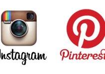 ilustrasi kelebihan Instagram dan Pinterest