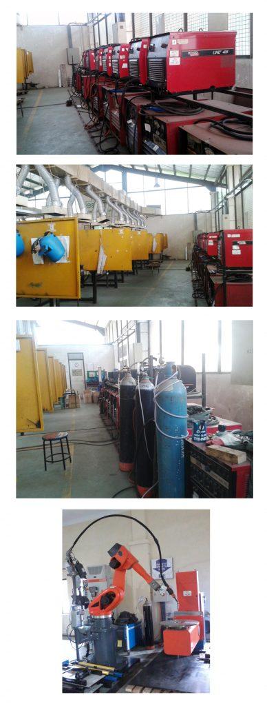 Fasilitas laboratorium Teknik Elektro Politeknik Negeri Batam