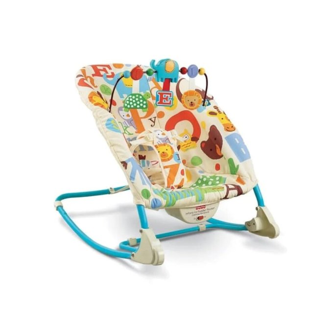 Ayunan Bayi Modern Baby Rocker Bouncer Fisher Price Deluxe Infant to Toddler