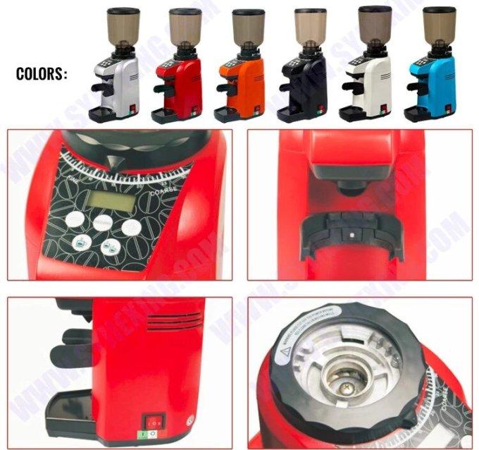 Mesin Kopi Espresso Murah; Coffee Grinder JX-800, Bisa Diatur Kehalusan, Fully Automatic
