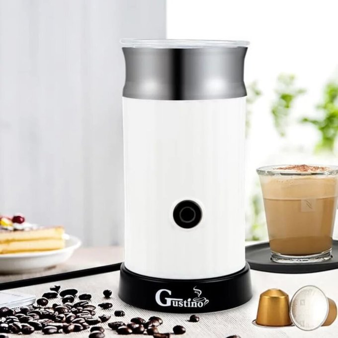 Mesin Pembuat Kopi Espresso murah Latte Art Electric Coffee Milk Frother 500Watt Gustino - JAG GEAR