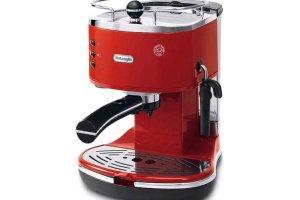 Mesin Kopi Espresso murah Delonghi ECO311.R Merah