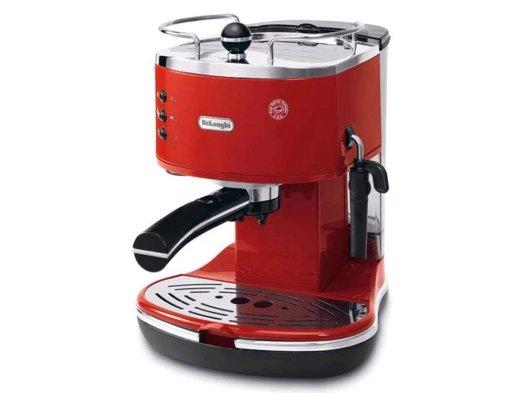 Mesin Kopi Espresso Delonghi ECO311.R Merah