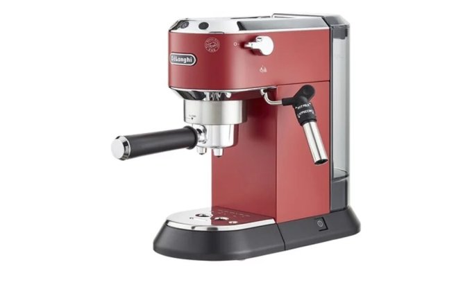 Delonghi EC685 Red Dedica Coffee Maker