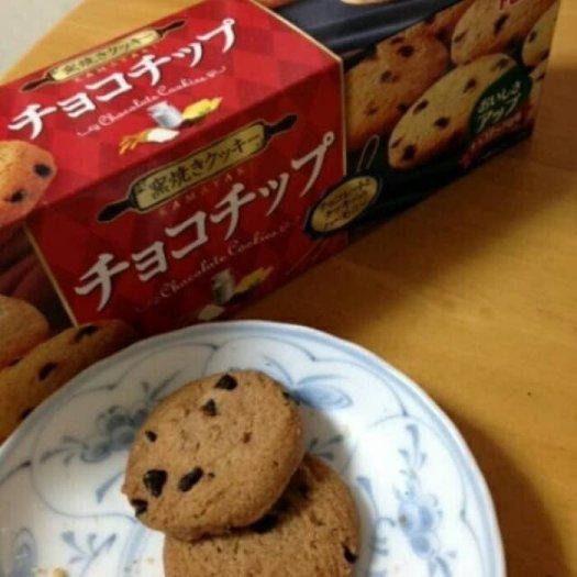oleh-oleh dari jepang di indonesia. Furuta Chocochip Cookies