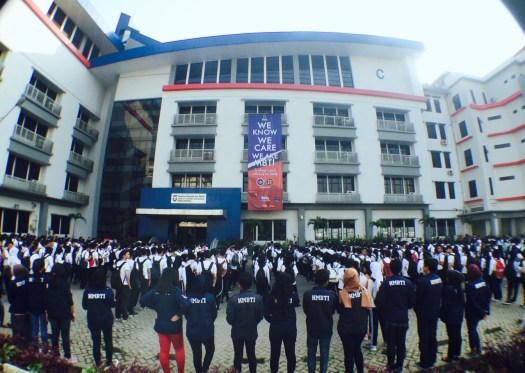 Kondisi organisasi kemahasiswaan kampus telkom university