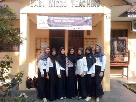 Review Kampus Jurusan Pendidikan MIPA-Biologi Unila 6