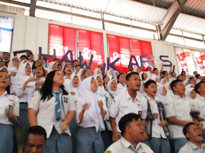 organisasi siswa SMAN 3 Malang
