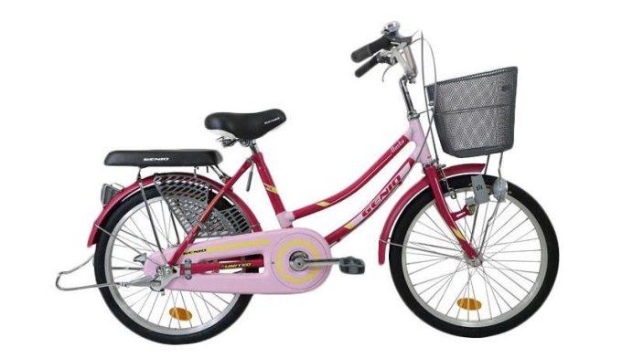 Sepeda wanita Genio Alaska Compact