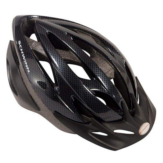 Helm sepeda Schwinn Thrasher Helmet hitam