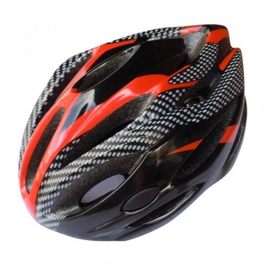 Helm sepeda X10 hitam