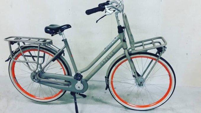 Sepeda Gazelle N1