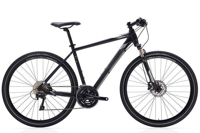 Sepeda hybrid Polygon Heist 5