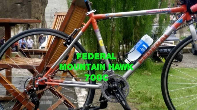 Sepeda Federal FC27 700C