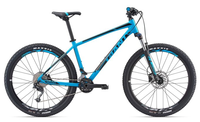 Sepeda Giant XC Cross Country