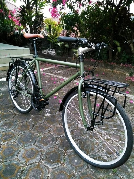 Sepeda Touring Model Federal