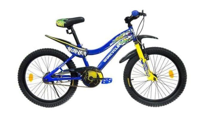 Sepeda anak WimCycle BMX Burner
