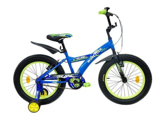Sepeda anak WimCycle BMX Slide