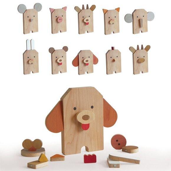 Oleh-oleh Khas Rusia Mainan Anak Shusha