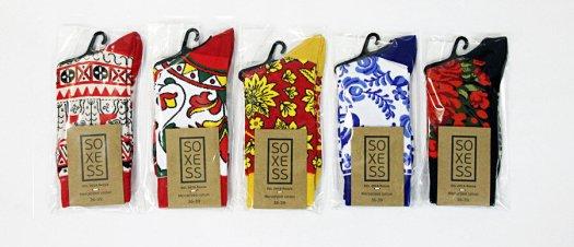 kaus kaki buah tangan khas rusia