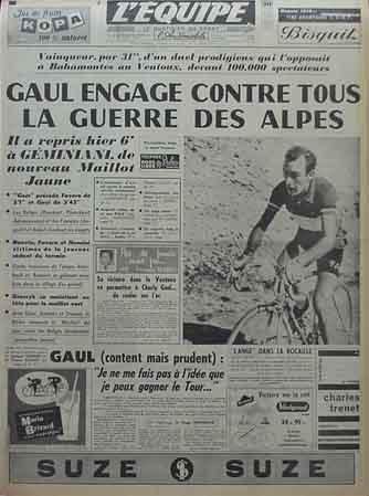 Charly Gaul Ventoux