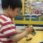 Free play area tomica plarail Plarail world