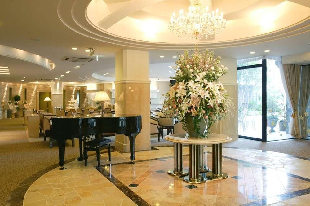 Keiai Hospital Ladies Clinic Lobby