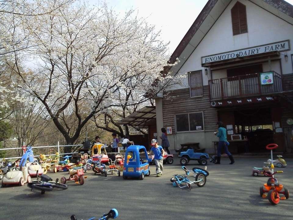 Enomoto Farm on Popular Cycle course   AGEO