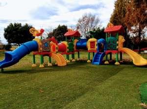 Playground at Ichigo no Sato | Yoshimi