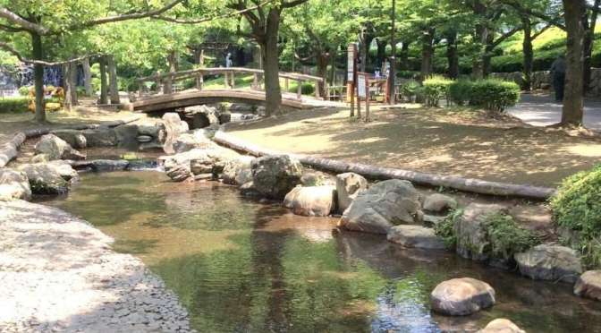 Paddling pools and wading streams; the round-up for Saitama 2015/6