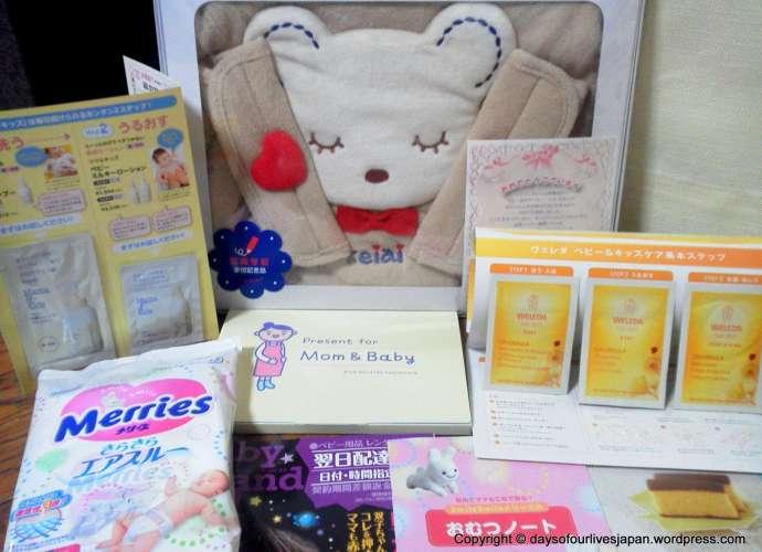 Maternity class Japan antenatal