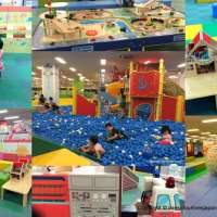 Kidzoona, Aeon Fantasy indoor play centre 2020