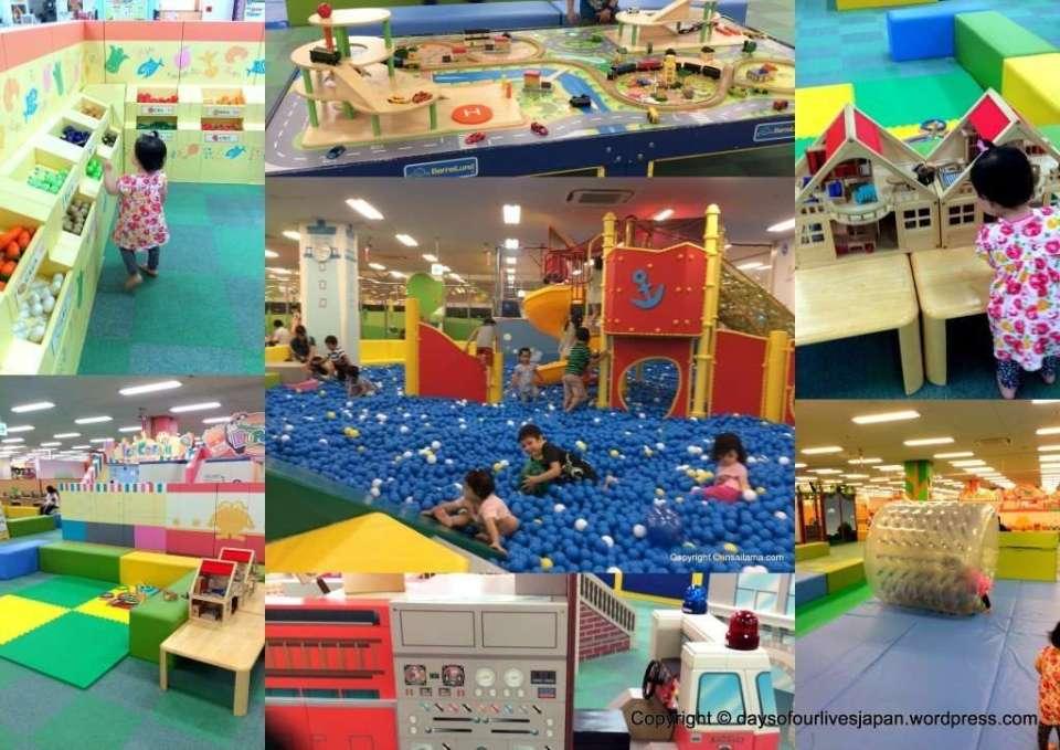 Kidzoona, Fantasy indoor play centre   OMIYA