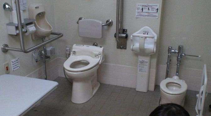 The family toilet!