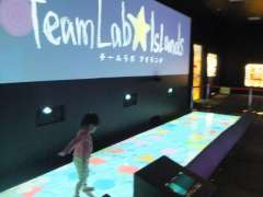 Team Lab Islands