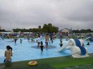 Kawagoe Water Park | KAWAGOE