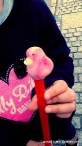 Ame no Tori, Candy bird