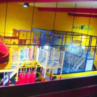 Family and kid play area Spocha Round1 Stadium