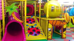 Cats Eye Play and Sports Centre | SAYAMA
