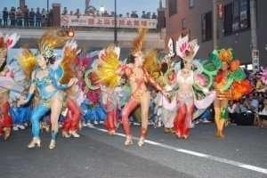 higashimatsuyama samba carnival